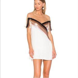 NBD Revolve Mireya Sequin Dress